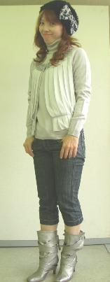 秋のファッション応援キャンペーン(^^)