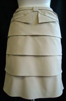 新作スカート、おリボン付き!!